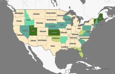 Plan U.S. Travel With This New Interactive Map of Each State's Covid-19 Rules   Frommer's Travel Usa, Travel Tips, Travel Ideas, Interactive World Map, Wisconsin, Michigan, Free State, Safety Tips, Rhode Island