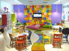 Blog de Arquitetura e Decoração : Brinquedoteca