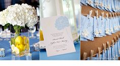 see - contrast for centerpieces