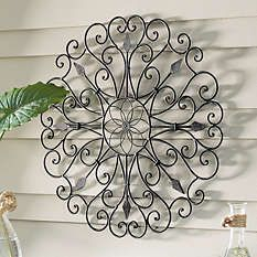 Search Results For Outdoor Metal Wall Art   Grandinroad