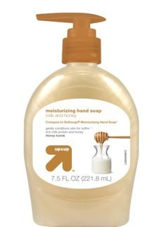 up & up liquid hand soap