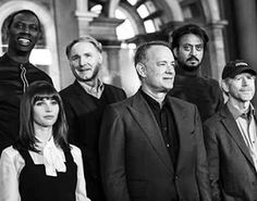 "Tom and company in Florence for ""Inferno"" press conference❤ The movie will be released next week ... ... #tomhanks #danbrown #ronhoward #irrfankhan #florence #inferno #movie #premiere #blackandwhite #love #lovethem #cantwait #infernomovie #davincicode #angelsanddemons #amazing #cinema #film #followme #ifb #f4f #3k #followers #fans #likes #fanpage"