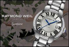 Best Raymond Weil Watches for Women Raymond Weil, Breitling Watches, Watch Companies, Cool Watches, Michael Kors Watch, Mens Fashion, Fashion Trends, Luxury, Jasmine