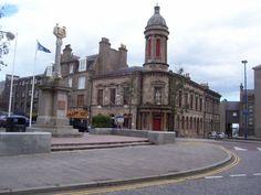 Fraserburgh, Scotland. Where my Grandad was born, I love it there.