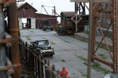 Sugar Refinery - HO Scale - Dioramas - Model Railroad Forums - Freerails