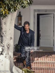 Al Pacino, Paris Match Issue 3436, April 1, 2015