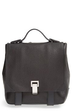 Proenza Schouler 'Small PS Courier' Leather Backpack available at #Nordstrom
