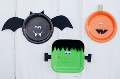 Halloween storytime crafts