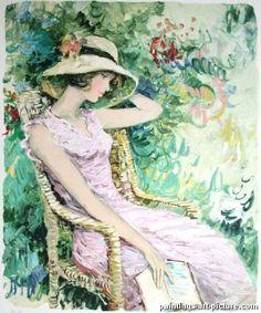 Bernard Charoy Paintings