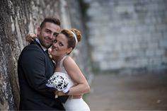 #bouquet alternativo  di bottoni per Silvia e  Daniele. www.momentisposi.it #bouquetbottoni
