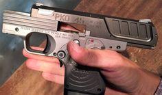 Heizer Defense's New PKO45 | http://guncarrier.com/heizer-defenses-new-pko45/