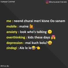 Funny Texts Jokes, Stupid Jokes, Latest Funny Jokes, Text Jokes, Funny School Jokes, Very Funny Jokes, Funny Memes, Urdu Funny Quotes, Jokes Quotes