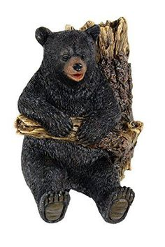 Comfy Hour 4 Bear and Pinetree Wall Hanger