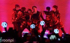"""EXO Brought The Heat To LA With """"EXO PLANET #3 -The EXO'rdium"""" 