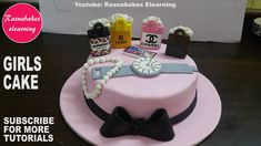 Excellent Photo of Birthday Cakes For Teenage Girl . Birthday Cakes For Teenage Girl How To Make Fondant Teenage Girls Or Women Cake Designhappy Happy Birthday Sister Cake, 18th Birthday Cake For Girls, Birthday Cake Video, Cartoon Birthday Cake, Animal Birthday Cakes, Birthday Cake With Photo, Frozen Birthday Cake, 60th Birthday Cakes, Girl Birthday