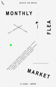 Monthly Flea Market