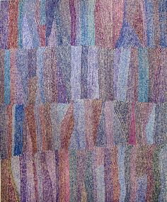 "Madeleine Keesing 2013 Veil2013Oil on canvas48"" x 60"""