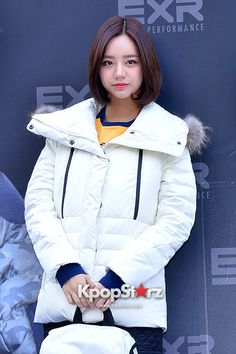 Girl's Day Hyeri Attends EXR Fansigning Event - Nov 15, 2014 [PHOTOS] http://www.kpopstarz.com/articles/137561/20141117/girls-day-hyeri-attends-exr-fansigning-event-nov-15-2014.htm