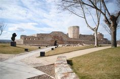 Castillo, uno de los lugares más visitados por los turistas que llegan a la ciudad.