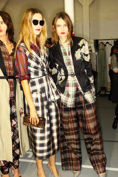 Paris Fashion Week Backstage: Dries Van Noten | Fashion Magazine | News. Fashion. Beauty. Music. | oystermag.com
