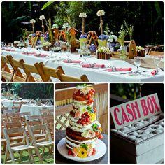 Renz and Angelica's Wedding @ Tagaytay Wedding Cafe - December 27, 2015
