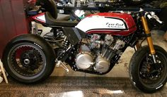Honda CB 1100 Cafe Racer by Tux Customs #motorcycles #caferacer #motos | caferacerpasion.com