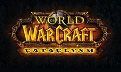 World of Warcraft: Cataclysm Art & Pictures,  Logo