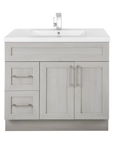 """Classic Collection 36"""" Vanity in Meadow's Cove (Shaker Style) Also Available in…"""