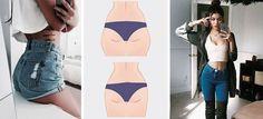 Ejercicios ideales para reducir grasa de las caderas - Mujer de 10
