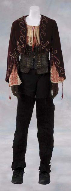 Van Helsing | Anna's Riding Costume