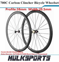 Check out this product on Alibaba.com APP Cheap Carbon Wheels Chinese road bike wheels clincher roue carbone wheelset ffwd bicicleta ruedas carbono carretera wheelset