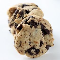 Sugar Cooking  - Brown butter chocolate chip cookies