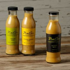 Nago All Miso Dressings Assortment