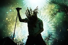 In Flames!