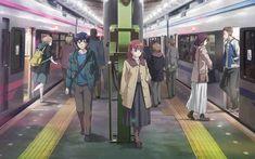 Just Because - Korigengi - Anime Wallpaper HD Source Anime English Dubbed, Beach Sunset Wallpaper, Watch Manga, Comic News, New Twitter, Just Because, Anime Japan, Free Anime, Pink Eyes