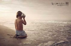 New games of children on dirty beaches from Surfrider Foundation