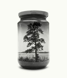 "Jarred & Displaced: Landscapes in jars using analog double exposures    For a year now photographer Christoffer Relander has been working on a new series of analog multiple exposures. This video is an introduction to his ongoing project Jarred & Displaced.   Christoffer Relander  ""In this project I have realized a childish dream. I play with the idea of being an ambitious collector; conserving my environments into a large personal collection. Most landscapes are from where I grew up on the…"