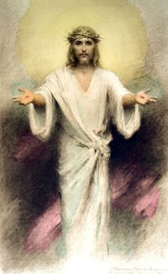 Come Unto Me by Charles Bosseron Chambers