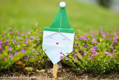 ATELIER CHERRY: Origami de jardim