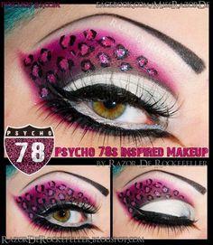 DIY Halloween Makeup : Inspired Makeup