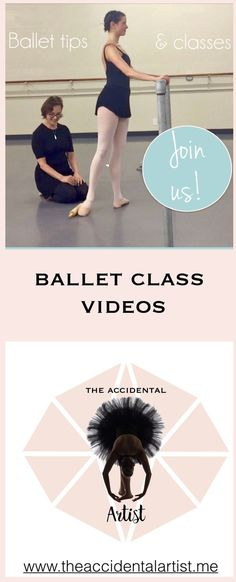 Ballet Videos For Instruction and Tips! via @The A…