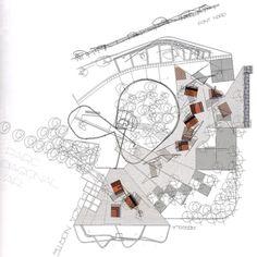 Parc Diagonal Mar un ícono urbano contemporáneo de inspiración Gaudiniana. Enric Miralles y Benedetta Tagliabue - Noticias de Arquitectura -...