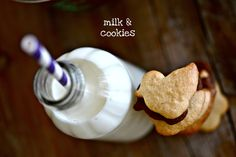Gluten-free Vanilla Animal Crackers!  Can't wait to make these!