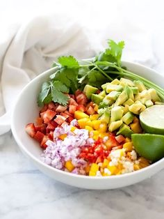 Mango Salsa Recipe - foodiecrush