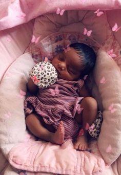 Cute Mixed Babies, Cute Black Babies, Black Baby Girls, Beautiful Black Babies, Cute Little Baby, Cute Baby Girl, Pretty Baby, Little Babies, Cute Babies