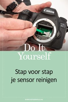Cleaning the camera sensor - step by step explanation! - Fotografille - Cleaning the camera sensor – step by step explanation! # photo tips tip - Dslr Photography Tips, Photography Equipment, Portrait Photography, Wedding Photography, Wildlife Photography, Best Dslr, Best Camera, Canon Camera Models, Camera Gear