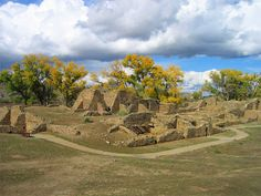 Aztec Ruins National Monument, Aztec, NM
