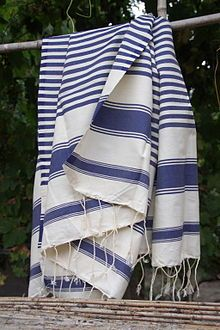 Turkish bath - Wikipedia, the free encyclopedia Turkish Cotton Towels, Turkish Bath Towels, Textiles, Cabins And Cottages, Beach Accessories, Linens And Lace, Vintage Fabrics, Linen Fabric, Hand Towels