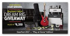 Boutique Guitar Dream Rig Giveaway – (Valued at $8,350) – Ends June 30th #sweepstakes https://www.goldengoosegiveaways.com/boutique-guitar-dream-rig-giveaway-valued-8350-ends-june-30th?utm_content=bufferc6469&utm_medium=social&utm_source=pinterest.com&utm_campaign=buffer