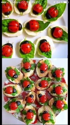 Shower Appetizers Appetizers For Party Spicy Recipes Baby Food Recipes Salad Recipes Creative Food Art Cocktail Sauce Party Buffet Breakfast For Kids Baby Food Recipes, Cooking Recipes, Food Art For Kids, Good Food, Yummy Food, Food Garnishes, Food Decoration, Pinterest Recipes, Pinterest Food
